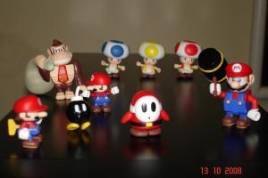 Mario VS DK