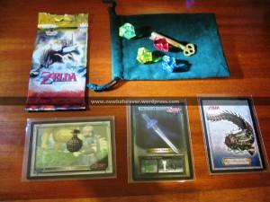 Trading Card Zelda